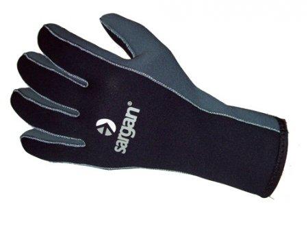 Перчатки sargan сарго grey line 3 мм
