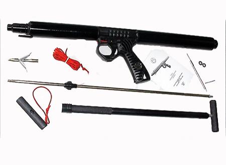 Ружье для подводной охоты альпина 40